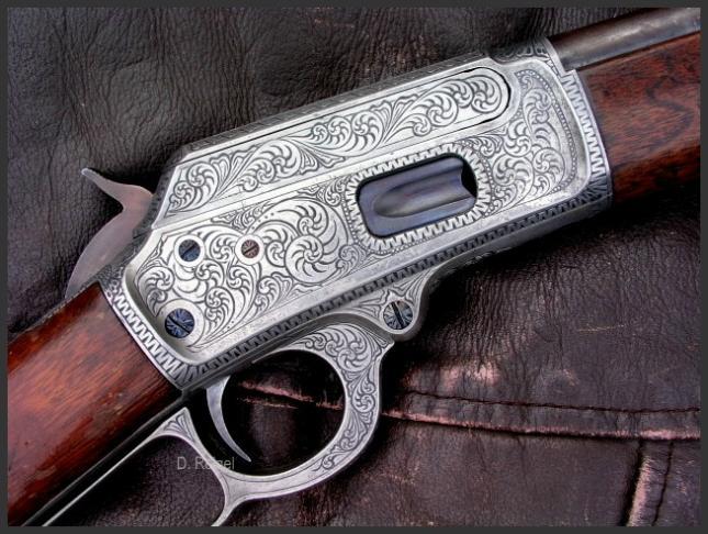 Engraving Guns Knives by Reigel Gun Engraving
