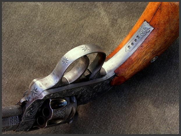 Fotos collectibles hopkins and allen arms co 12 gauge double barrel