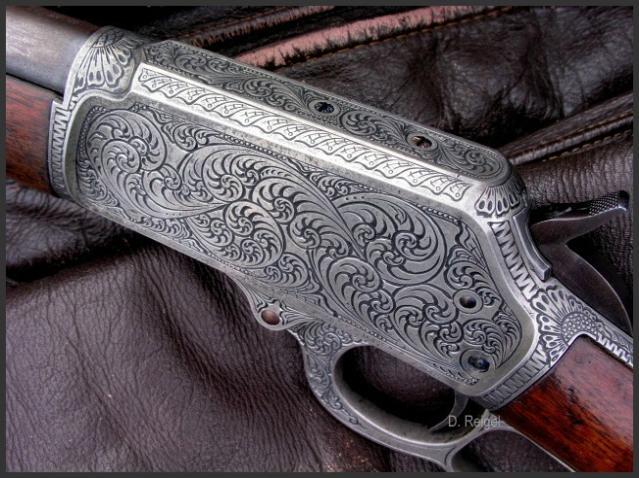Engraving Guns Knives Reigel Gun Engraving