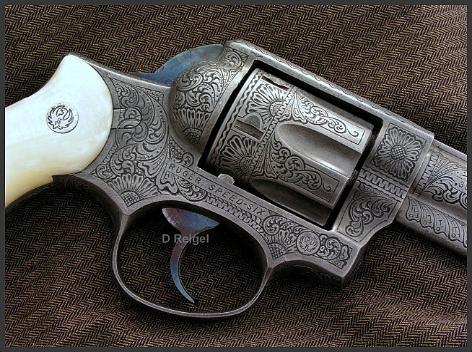 Engraving Guns Knives Reigel Gun Engraving Hand